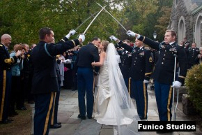West Point Wedding Photo