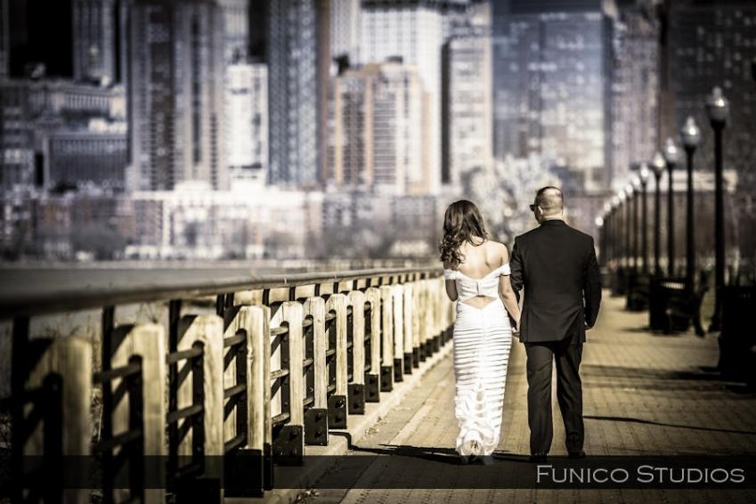 liberty house wedding bride and groom