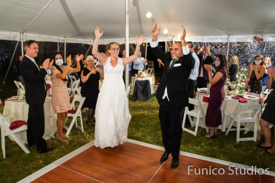 Ashley + Anthony's Wedding Photos in Yorktown Heights, NY